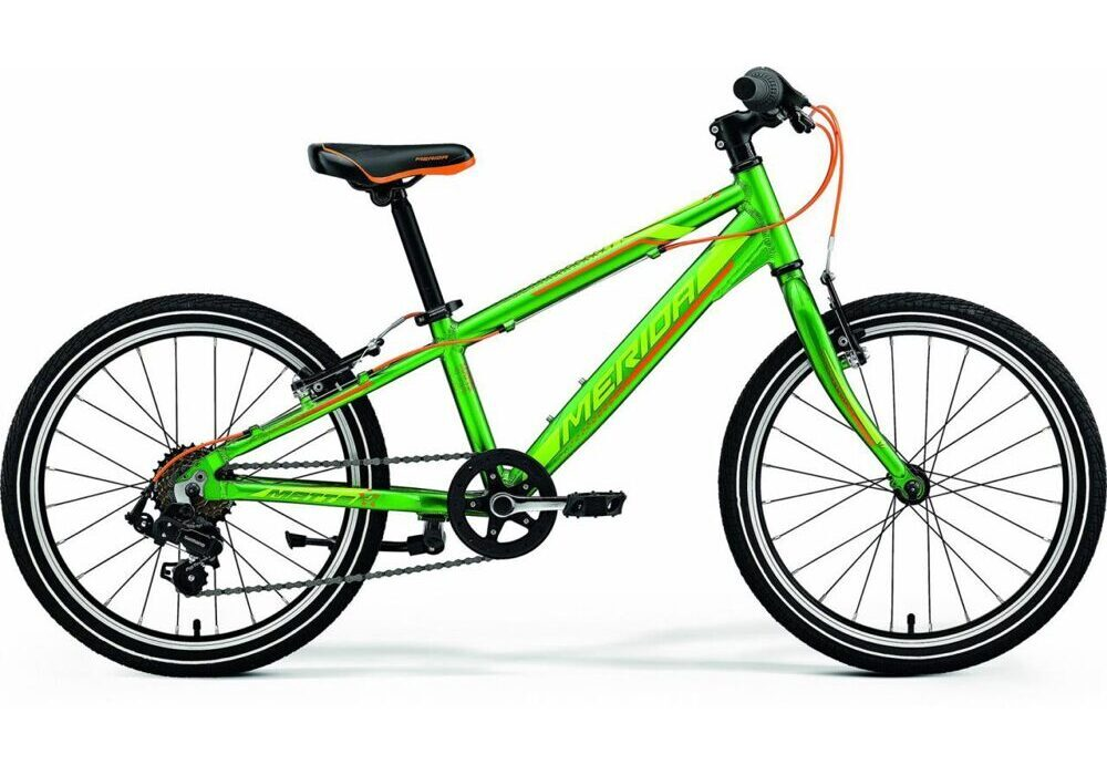 MATTS J20 RACE green-orange-lite-green 20