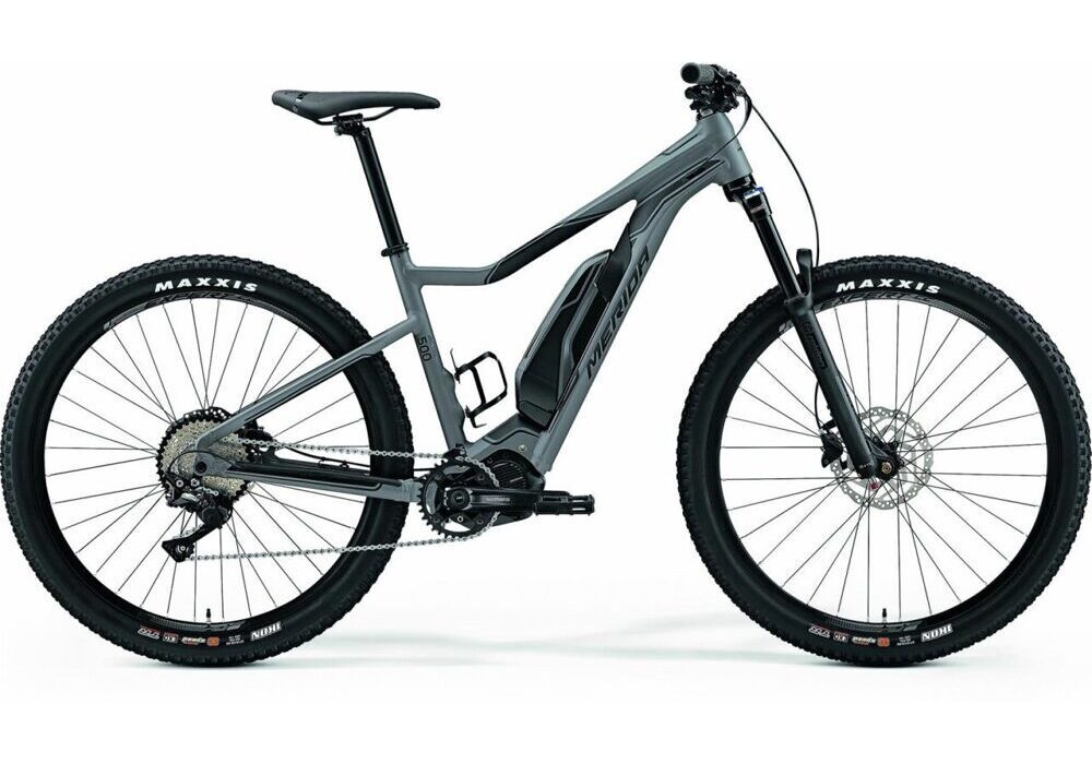 eBIG.TRAIL 500 matt-grey-black