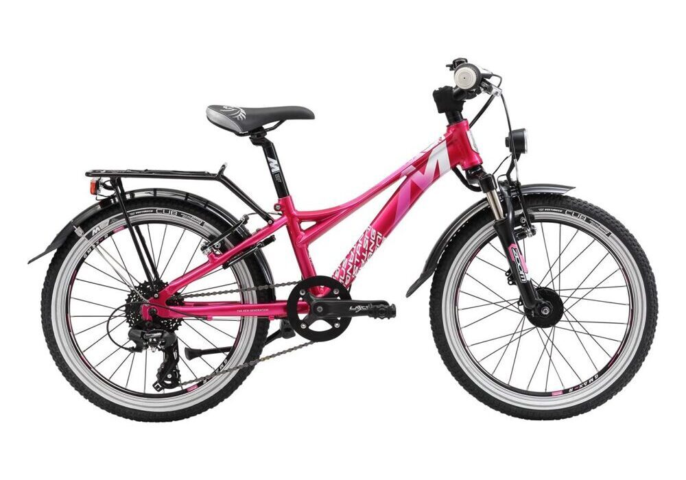 Mustang Trailchecker Girl SL lila 20