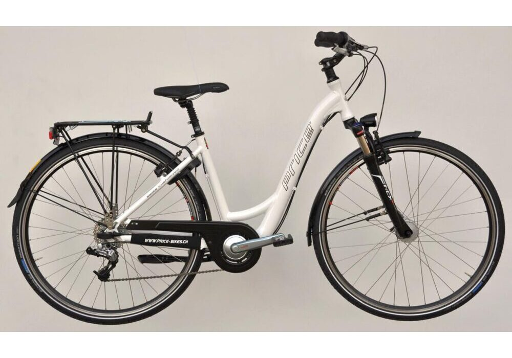 Price City Express weiss 44cm