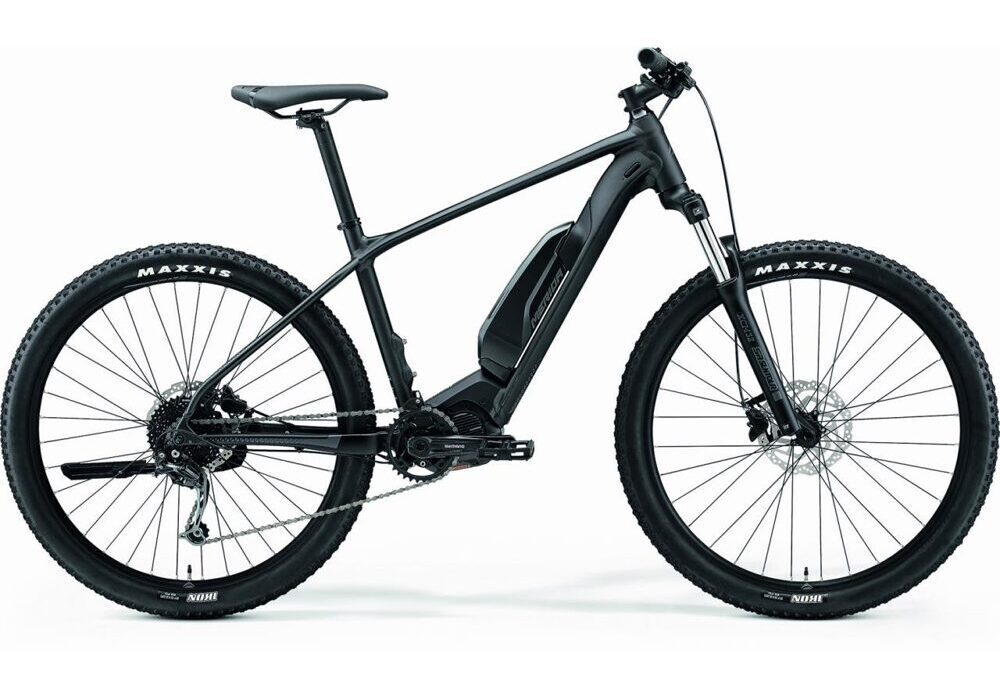 Merida eBIG.SEVEN 300 SE matt-black-anthracite