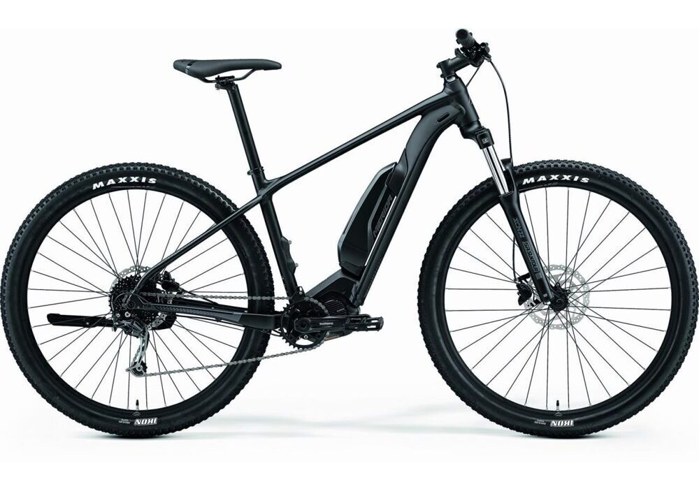 Merida eBIG.NINE 300 SE matt-black-anthracite