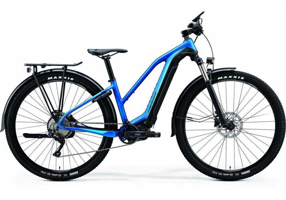 Merida eBIG.TOUR 400 EQ matt-medium-blue-black