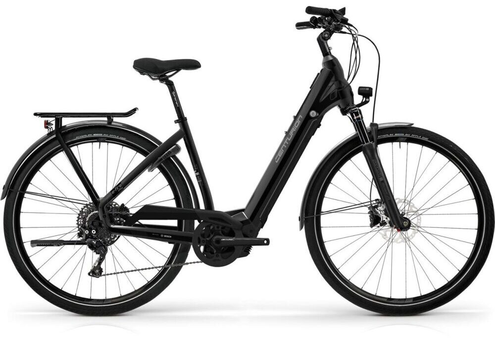 Centurion E-Fire City R2500i black-black-anthracite
