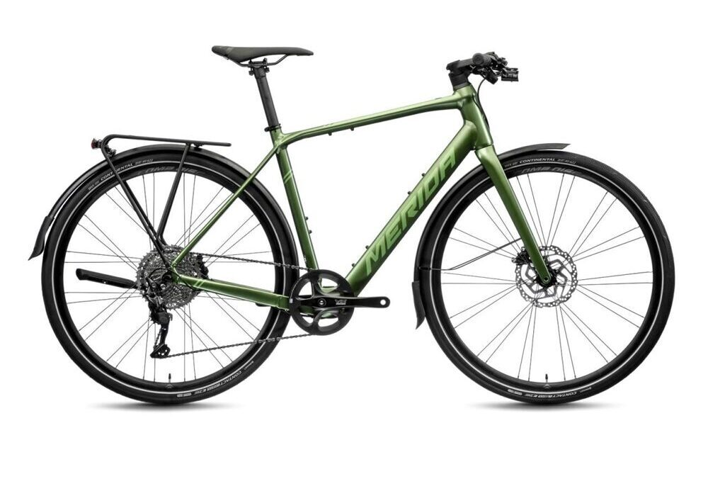 Merida eSPEEDER 400 EQ silk-green-light-green